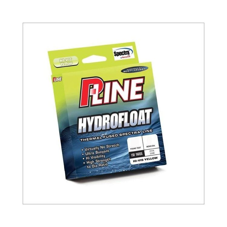P line hydrofloat centerpin float fishing line 10 150yds for Pline fishing line